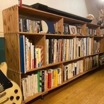 【Blog】加藤優也のこんなのどうですか⁈「ビスを使わない本棚」